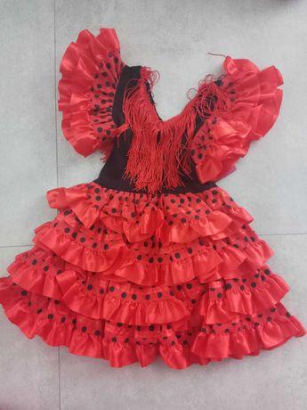 Sukienka Hiszpanka rozm. 92-98 Nowa