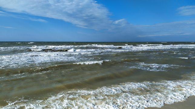 Дачный участок на берегу Черного моря