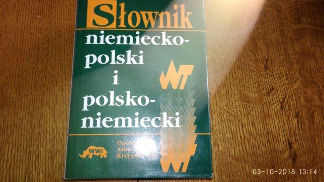 Słownik Polsko-Niemiecki/Niemiecko-Polski WWI