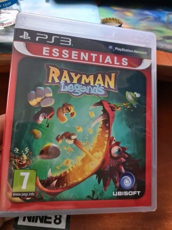 Ps3 Rayman Legends igła PlayStation 3