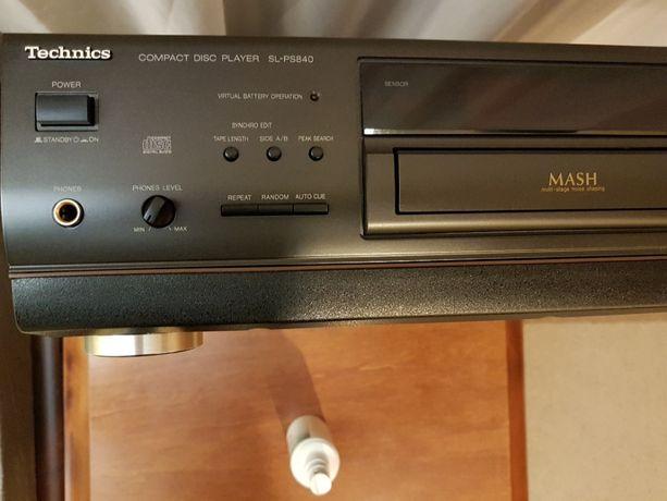 Technics CD SL-PS840 + pilot