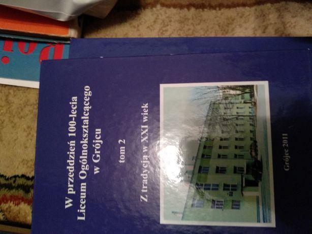 Przeddzień 100 lecia Liceum ogólnokształcące w Grójcu tom 2