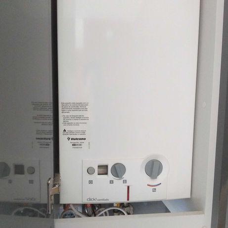 Esquentador automático ventilado vulcano