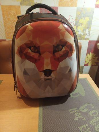 3Д рюкзак в школу