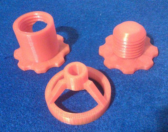 Impressão e desenho em 3D