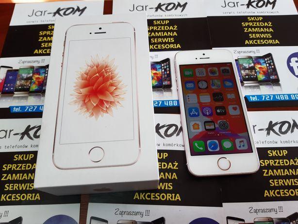 ^^ Iphone SE 32GB Rose Gold ^^ ładny! Komplet! Sklep