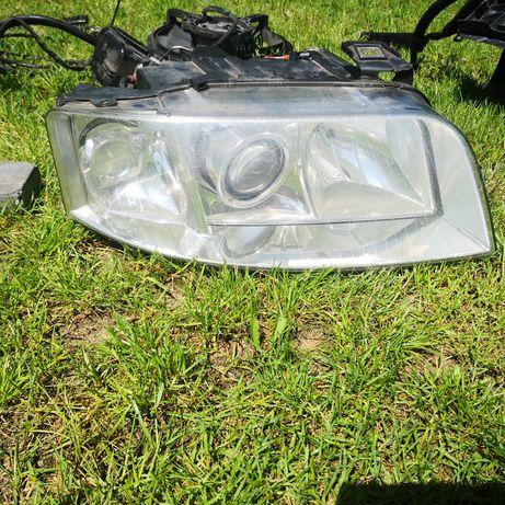 Lampa ksenon z przetwornica komplet