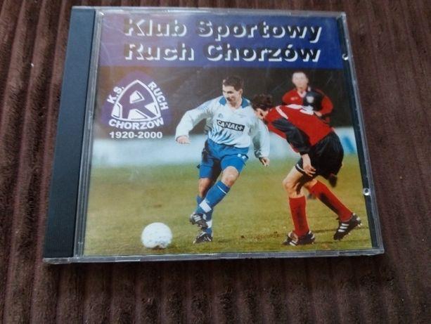Ruch Chorzów Płyta CD Kolekcjonerskie