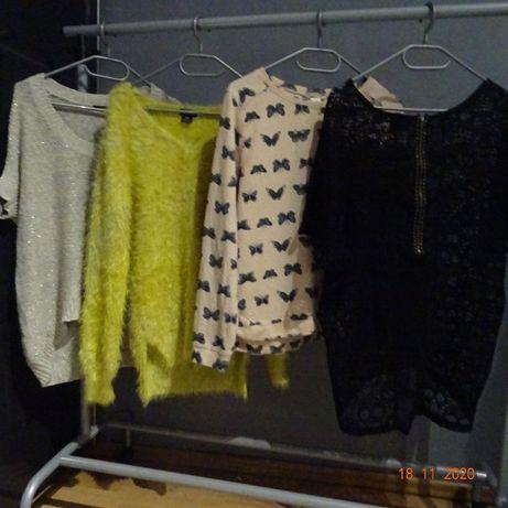 wyprzedaz szafy swetry bluzka hm ff