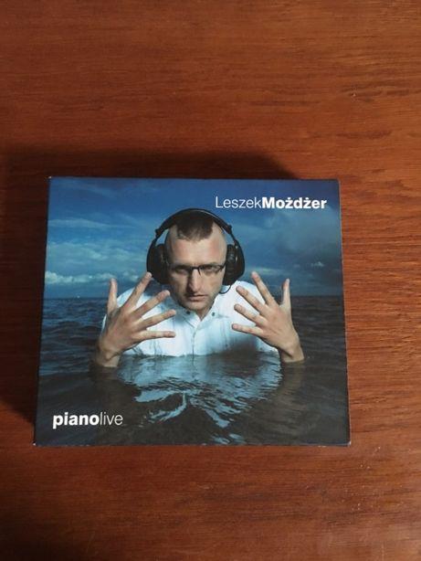 """Leszek Możdżer ,,Piano Live"""" PŁYTA"""