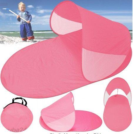 Abrigo de praia Rosa novo com saco