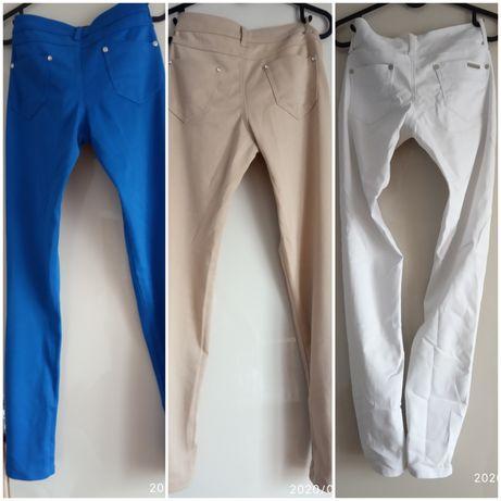 Spodnie damskie rozmiar M (3 pary spodni)