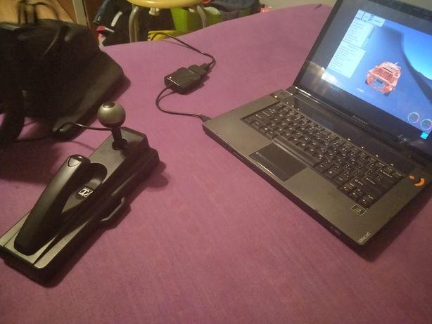 Sprzedam kierownicę Manta HY-822 na PS1,PS2,PC USB