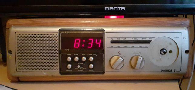 Radio Wanda sprawne technicznie w dobrym stanie jak widać na zdjęciu