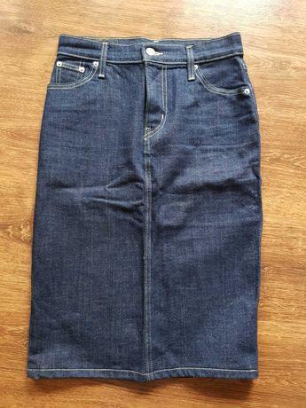 Spódnica Levi's ołówkowa