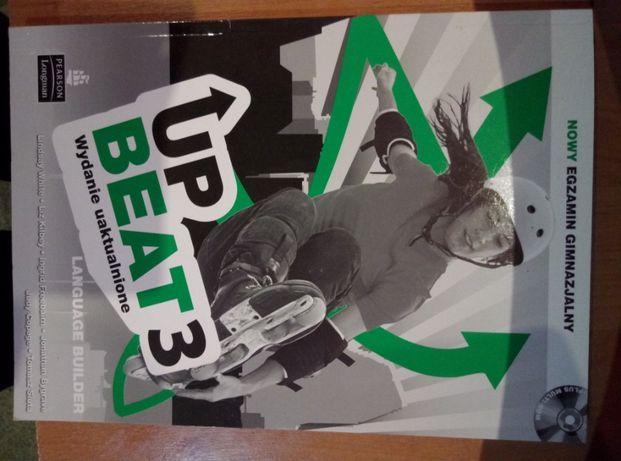 Ćwiczeniówka UP BEAT 3 + płyta