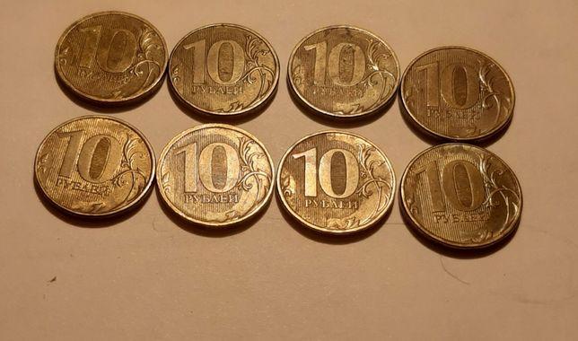 Продам монеты Россия