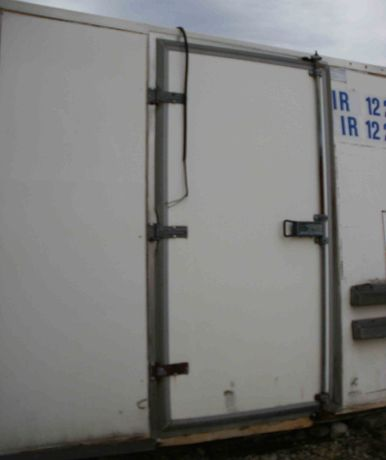 2,5m dł.kontener w częściach do złożenia remontu łatwy do transportu