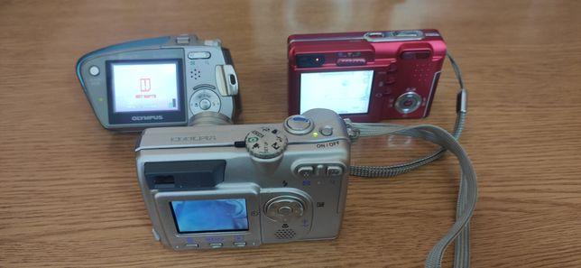 Фотоапарати olympus, ufo,nikon,ціна за всі.