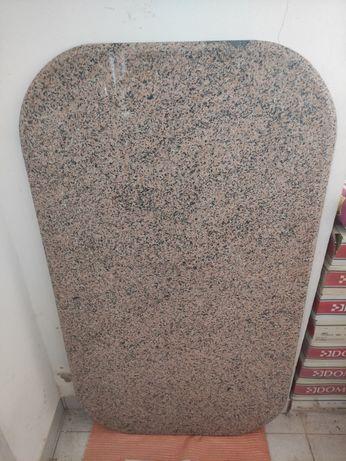 Tampo de pedra mármore