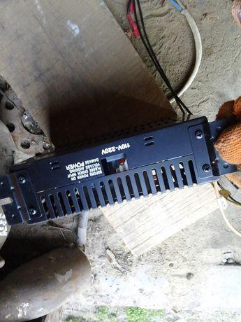 Блок питания импульсный. Мощность 110\220 WATT WY-03C (P03C)