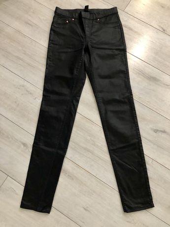 Брюки джинсы HM с блестящим напылением ,размер 34-Xs