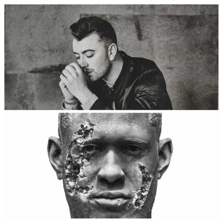 Usher Hard II love Sam Smith In the lonely hour