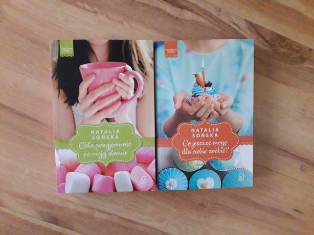 Książki Natalii Sońskiej - Jagodowa miłość- tom 1 i 2