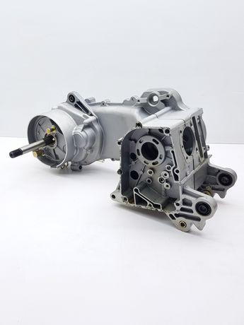 Картер Двигатель GY6-80cc. Под 12/14 и 10 колесо