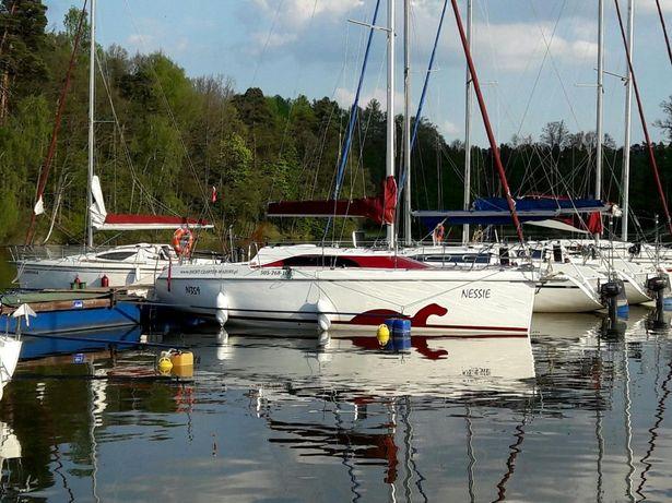 Czarter Laguna 30, Ruciane-Nida, Jezioro Bełdany