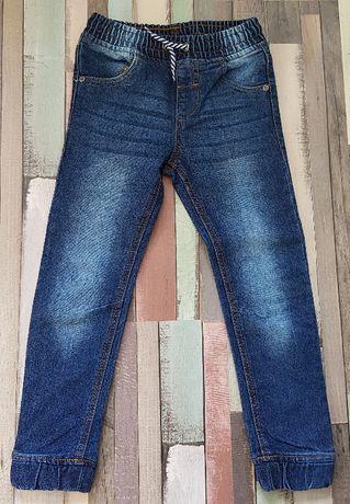 Spodnie, jeansy, joggery, chłopięce Pepco rozmiar 116