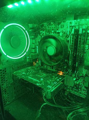 Komputer GTX 1650 Super /16gb ram / SSD 512