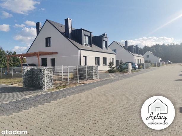 Dom Dachowa granica z Robakowem 98 m2