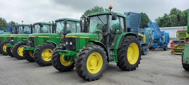 Трактор John Deere 6410 с Европы 2001 год