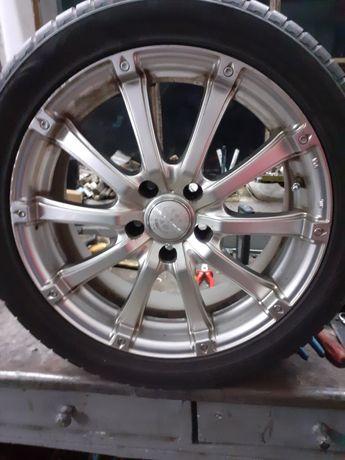 Felgi aluminiowe  5x112   opony 225/45 R17