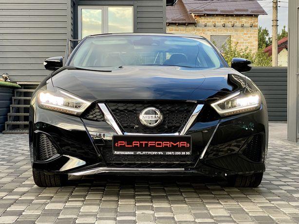 Nissan Maxima 2019 NEW (Лизинг/Кредит/Обмен)