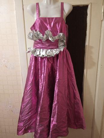 Платье костюм в стиле ретро 2000-х годов
