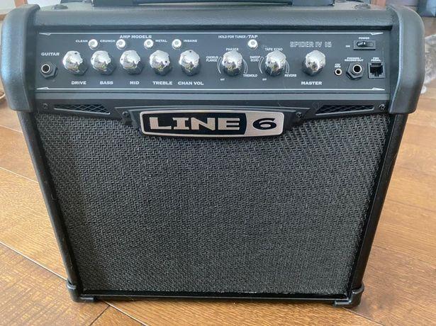Продам усилитель Line6