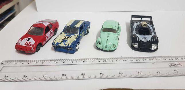 Carrinhos em miniatura Solido, Majorette, Tonka