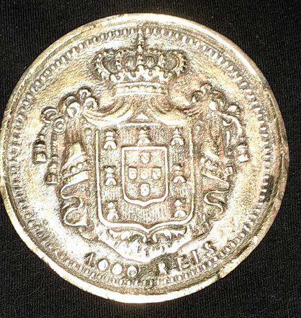 Medalha em Bronze 1000 REIS