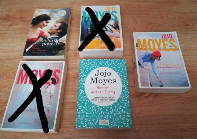 Książki Jojo Moyes