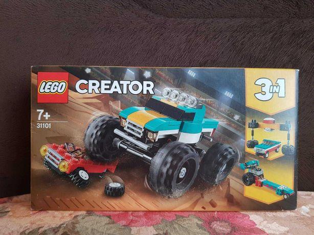 Конструктор LEGO Creator Монстр-трак 31101