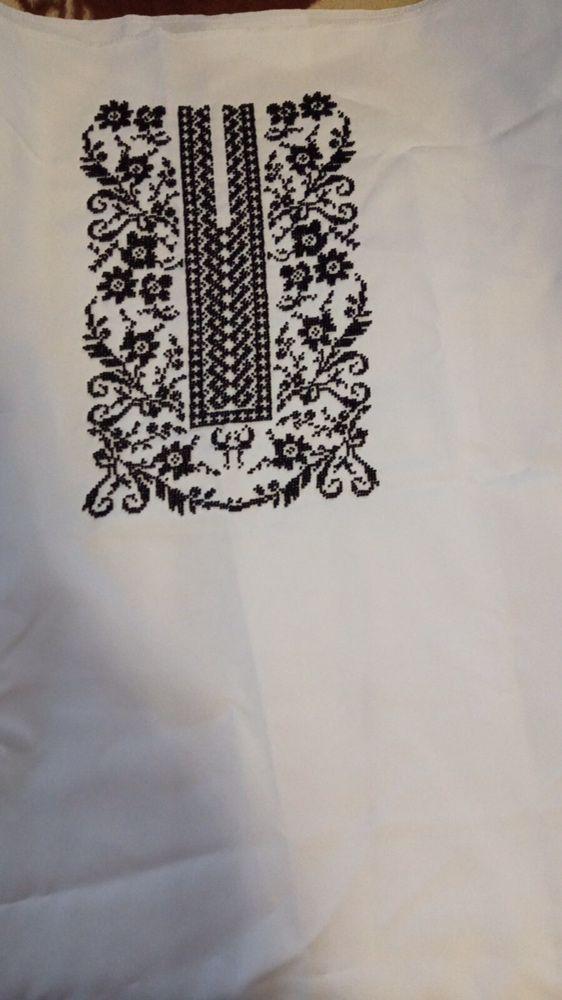 Продам заготовку вишитої сорочки