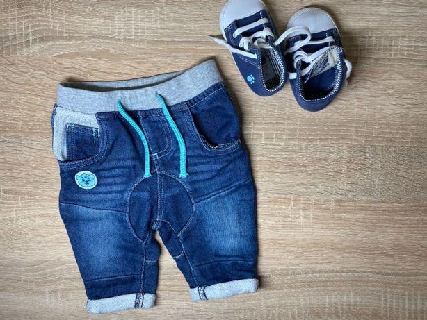 Модные джинсы на малыша