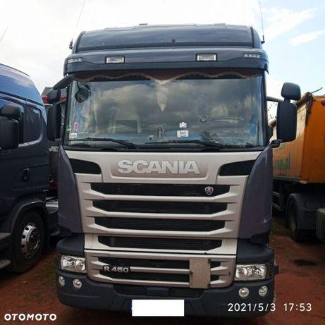 Scania R450  SCANIA R450 Hydraulika