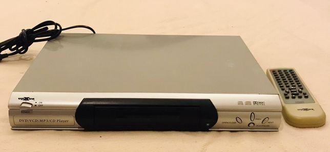 DVD/CD player com comando
