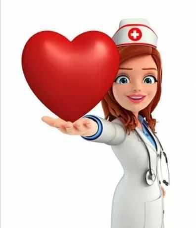 Медсестра с реанимации, капельницы, уколы, на дому в Киеве и области