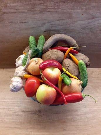 Świeże warzywa z dostawą o domu