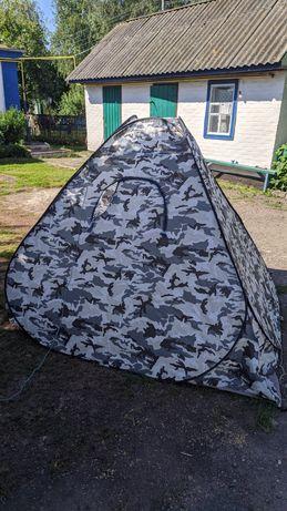 Палатка 2.5х2,5 для зимової риболовлі.