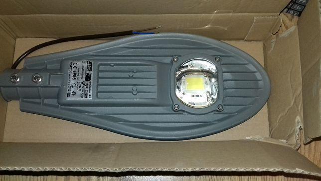 Oprawa latarni parkingowej LED
